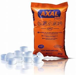 Sel Adoucisseur Axal : sel pour adoucisseur aquatech belgique ~ Nature-et-papiers.com Idées de Décoration