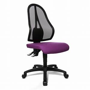 Chaise De Bureau Solde : chaise de bureau mauve ~ Teatrodelosmanantiales.com Idées de Décoration