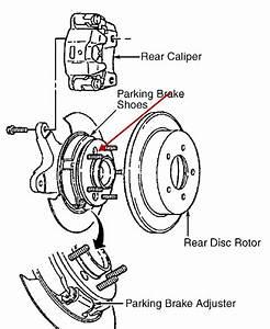 How Do I Remove Handbrake Shoe    I U0026 39 M In The Process Of