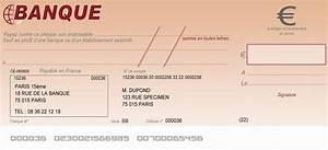 Mettre Un Cheque A La Banque : comment v rifier un ch que de banque bonjourmabanque ~ Medecine-chirurgie-esthetiques.com Avis de Voitures
