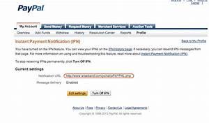 Paypal Gebühr Berechnen : wiseband zahlungen auf ihrem paypal konto erhalten wiseband ~ Themetempest.com Abrechnung