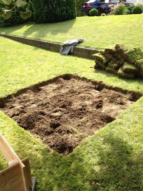 Einen Sandkasten Selber Bauen  Eine Bebilderte Bauanleitung