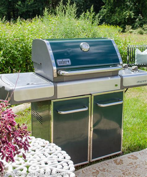 how to clean stainless steel grill how to clean a stainless steel grill four generations one roof