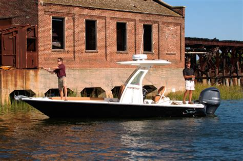 Inshore Offshore Hybrid Boats by Scout 251 Xs Hybrid Inshore Offshore Fishing Boat