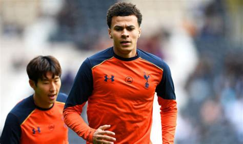 Chelsea transfer news: Dele Alli would leave Tottenham to ...