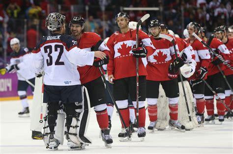 U.s. Falters Against Canada