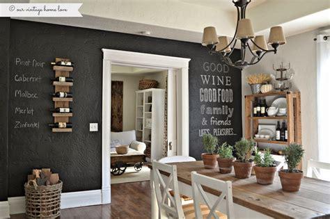 Chalkboard Wall Ideas To Create A Unique Interior