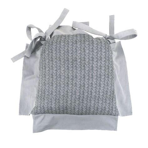 galette de chaise 40x40 galette de chaise en coton 40x40 gris interior 39 s