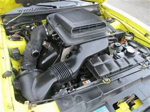 Used 2003 Ford Mustang 2dr Cpe Premium Mach 1 133184 Miles Yellow 8 Cylinder Engine for sale