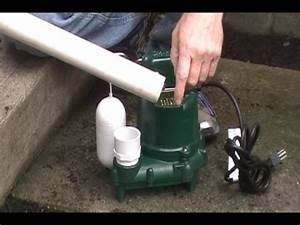How To Install A Sump Pump  Do It Yourself Project For