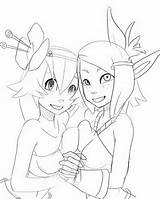 Wakfu Coloring Pages Print sketch template