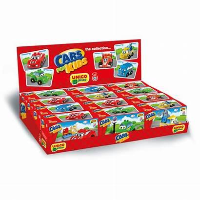 Cars Playone Androni Toys Mattoncini Assortment Lb