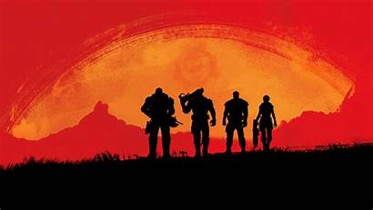 Redemption Dead Wallpapers Gaming Widescreen Rockstar 4k
