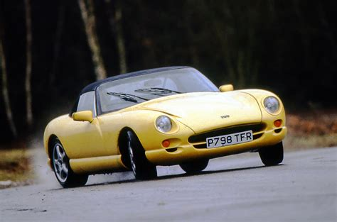 tvr chimaera  car buying guide autocar