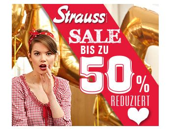 Strauss Sale by Sommer Sale Bei Strauss Innovation Artikel Bis Zu