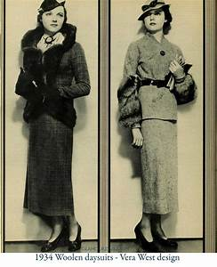 1930s Fashion – Gorgeous Autumn Styles for 1934 | Glamourdaze