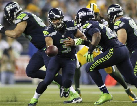 seattle seahawks  green bay packers schedule time tv