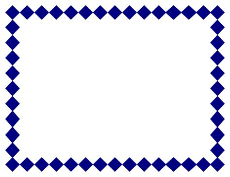 word document borders  clipart