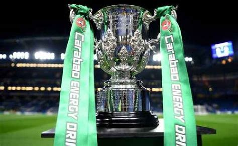 Carabao Cup quarter-final draw live as Tottenham learn ...