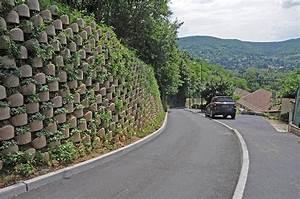 Mur De Soutenement En Gabion : gojon tp haute savoie 74 enrochement dallage pavage ~ Melissatoandfro.com Idées de Décoration