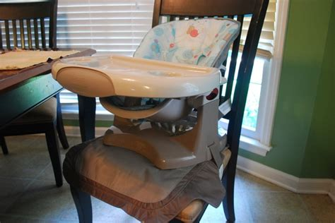 ingenuity chair top high chair review
