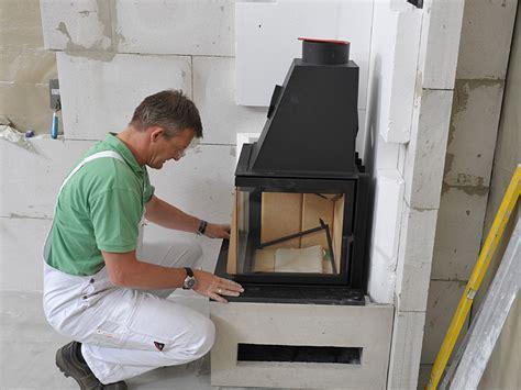 kaminverkleidung selber bauen kamin selber bauen montagefreundliche kaminbaus 228 tze
