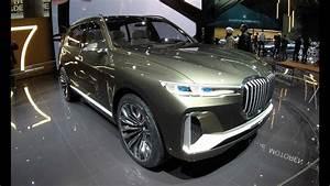 Bmw X7 2017 Prix : bmw x7 iperformce suv concept car sav new model 2017 walkaround youtube ~ Accommodationitalianriviera.info Avis de Voitures