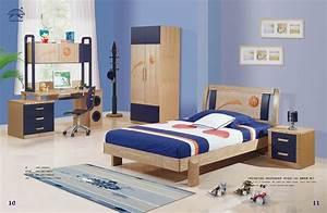 Youth Bedroom Furniture Kids Bedroom Set (JKD-20120