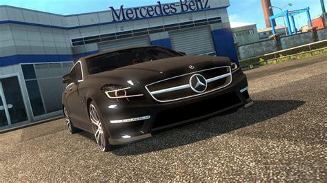 Mercedes C Class Estate Modification mercedes c class estate ets 2 mods