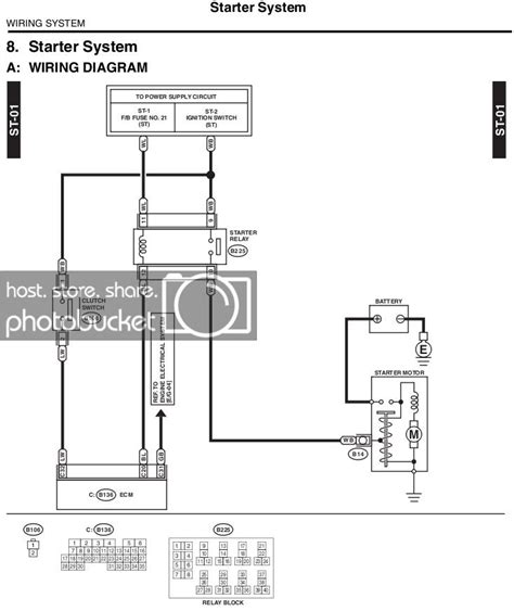 Subaru Ignition Switch Wiring Diagram by Installed My Sti Push Start Button Pics Inside Page 4