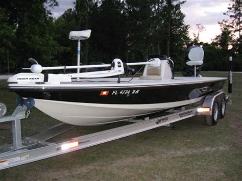 Permit Flats Boat For Sale by Redfish Flats Boat The Hull Boating And Fishing
