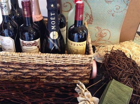 Wine Basket Shower Gift - 31 best works with keysmart images on key