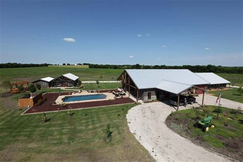 Our reputation for delivering an extraordinary experience is what truly sets us apart! Full Metal Building Home with Epic Pool & Stable (10 HQ ...