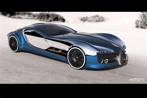 Bugatti Concept Car by Un Superbe Concept Car Virtuel Bugatti Atlantic 2017