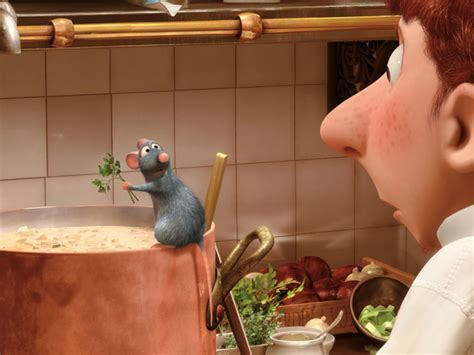 ratatouille cuisine la ratatouille de rémy grazia
