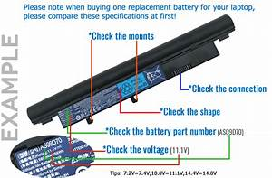 How To Find The Correct Battery For My Acer Notebook
