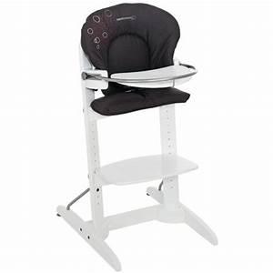 Bebe 9 Chaise Haute : bebe confort chaise haute woodline poetic black marron achat vente chaise haute ~ Teatrodelosmanantiales.com Idées de Décoration