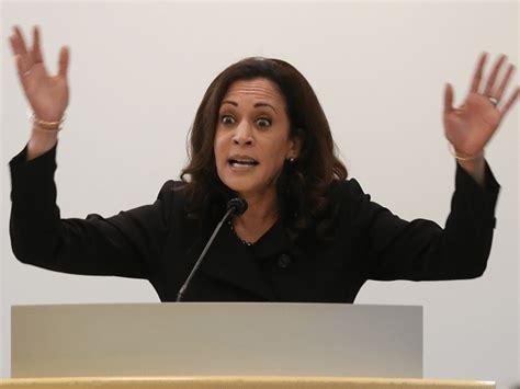 Sen. Kamala Harris Condemned for Leading Kavanaugh Smear