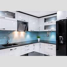 Küchenarbeitsplatten Verbinden über Eck  3 Möglichkeiten