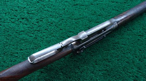 Winchester Model 1895 Take Down Deluxe Engraved Sporting Rifle
