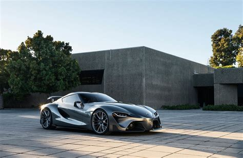 Toyota Ft-1 Concept Inspires Real-world Supra