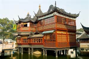 anciennes maisons chinoises