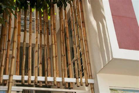 studioxs living core bamboo screen fixing detail