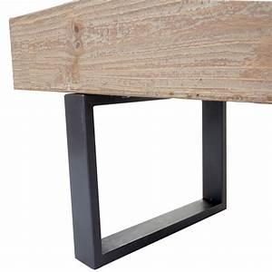 Tv Rack Holz : tv rack hwc a15 fernsehtisch tanne holz rustikal massiv 46x180x41cm ~ Whattoseeinmadrid.com Haus und Dekorationen