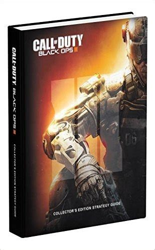 call  duty black ops iii collectors edition guide
