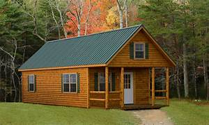 small amish built log cabins custom amish built sheds With amish sheds prices