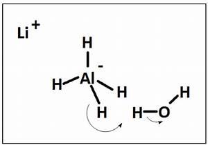 Lithium Aluminium Hydride Reaction Mechanism