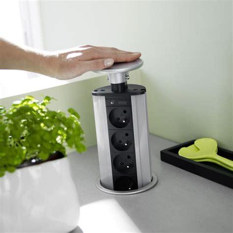 bloc prise cuisine escamotable bloc prise escamotable pour cuisine home interior