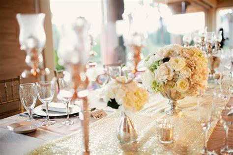Glamorous Gold Wedding From Ashley Rose Photography
