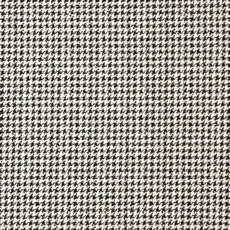 White Upholstery by E280 Black And White Hounds Tooth Upholstery Grade Fabric